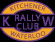 KWRC-Kitchener Waterloo Rally Club logo