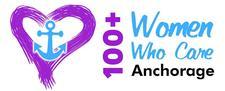 100+ Women Who Care Anchorage logo