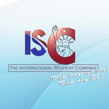 The International Student Company in Partnership with FIU logo