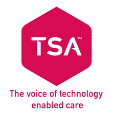 TSA - The voice of technology enabled care logo