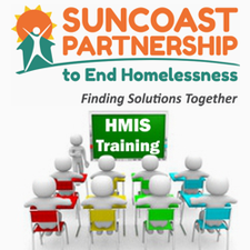 Suncoast Partnership to End Homelessness - HMIS logo