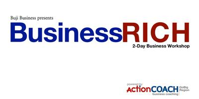 BusinessRICH 2-Day Business Building Event
