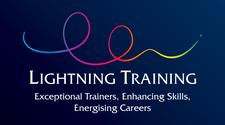 Lightning Training Limited & KAPOW! logo