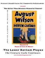 August Wilson's Seven Guitars-Presented by...