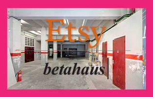 Etsy + betahaus | Makers Meetup&BBQ