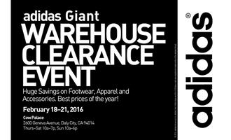adidas clearance sale cow palace