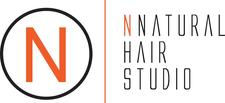 N Natural Hair Studio logo