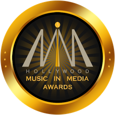 Hollywood Music In Media Awards logo