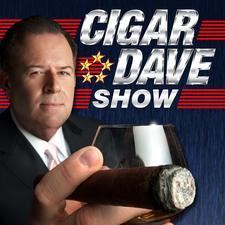 """Your Host:  Cigar Dave """"The General"""" logo"""