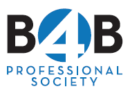 Business4Business Professional Society logo