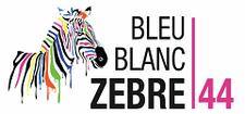 Bleu Blanc Zèbre 44 logo
