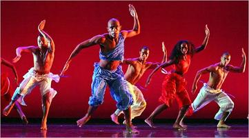 Afro-Brazilian Fusion Dance Workshop