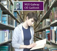 NUI Galway Library logo