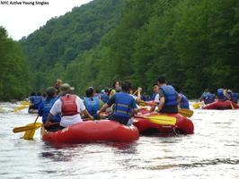 Rapid III Whitewater Rafting @ Lehigh River + Bus from...