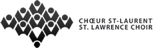 Chœur St-Laurent | St. Lawrence Choir logo