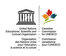 Canadian Commission for UNESCO / Commission canadienne pour l'UNESCO logo