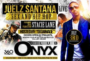 JULEZ SANTANA JULY 3RD
