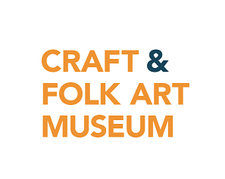 Craft & Folk Art Museum logo