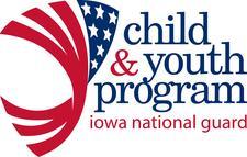 Iowa Army National Guard Child and Youth Program logo