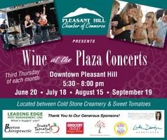 Wine at the Plaza Concerts