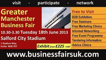 Greater Manchester Business Fair 2013