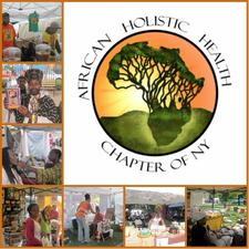 African Holistic Health Chapter of NY logo