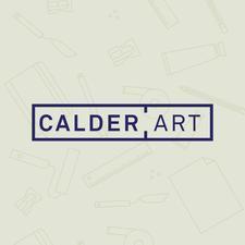 Calder Art logo