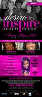 """Desire To Inspire"" Enrichment Experience Seminar &..."