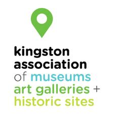 Kingston Association of Museums, Art Galleries and Historic Sites logo