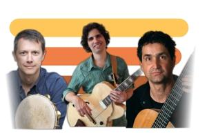 Trio Lampejo Presents: A Night of Brazilian Originals