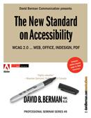 The New Standard on Accessibility: WCAG 2.0 … Web,...