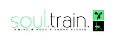 Soul.Train. Fitness logo