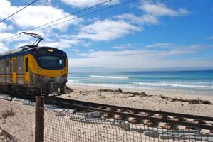 Edmonton - South Africa by Rail
