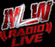 Wale x MLW Radio Network logo