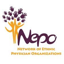Network of Ethnic Physician Organizations, NEPO logo