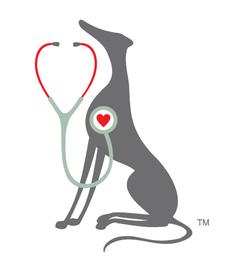 The Greyhound Health Initiative™ logo
