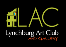 The Lynchburg Art Club logo