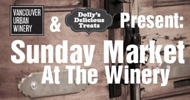 Sunday Market At The Winery