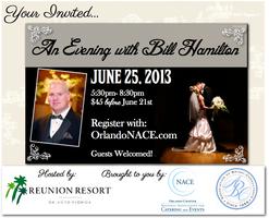 An Evening with Bill Hamilton - The NACE & ABC Wedding...