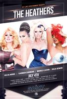 The Heathers - Raja, Manila Luzon, Carmen Carrera &...