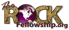 The Rock Fellowship  logo