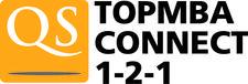 QS TopMBA Connect 1-2-1 logo
