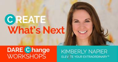 Create What's Next - Manifesting and Visioning Workshop