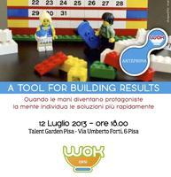 [TaG Pisa] Lego Serious Play - 12 luglio 2013