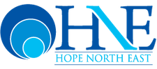 Hope North East logo