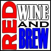 Red, Wine and Brew - Chesterland logo