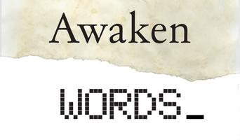 Southwark Arts Forum presents Awaken Words