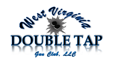 WV Double Tap Gun Club  logo