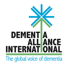 Dementia Alliance International logo