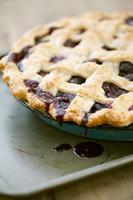Summer Fruit Pies